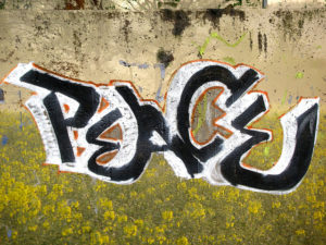 Peace Grafitti