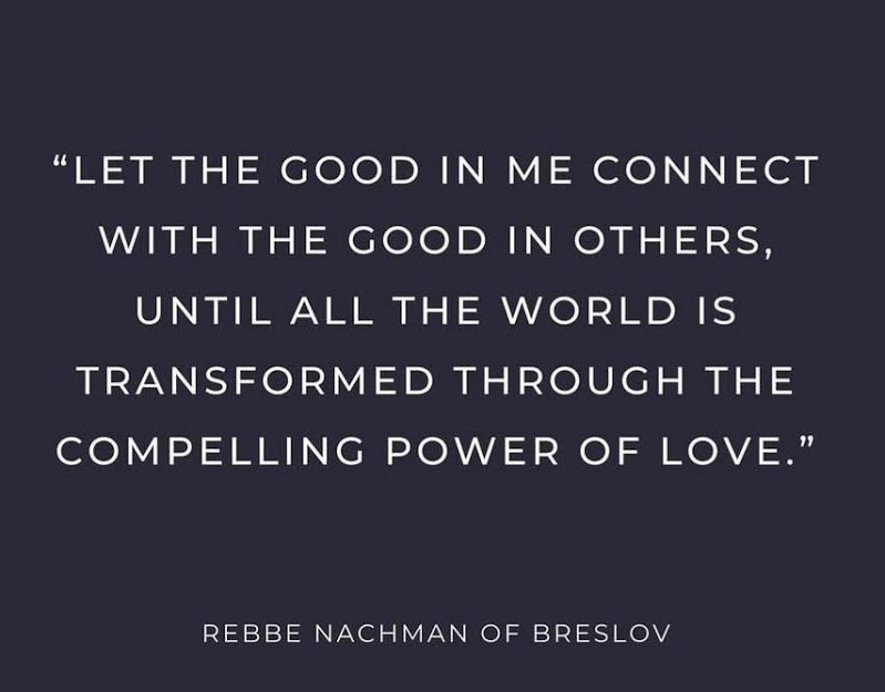 quote by Rebbe Nachman